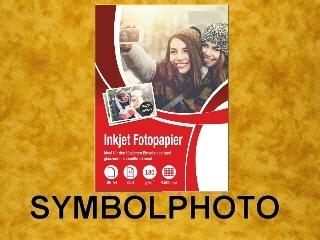 Photopapier DIN A4 Hochglanz