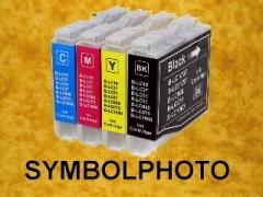 LC-970 / LC970 * Tinten Komplettset