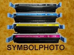 C9720A - C9723A / 641A * Toner Komplettset