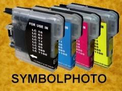 LC-980 / LC980 * Tinten Komplettset