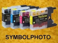 LC-1280 XL / LC1280XL * XXL Tinten Komplettset