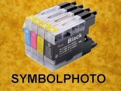 LC-1220 / LC1220 * Tinten Komplettset