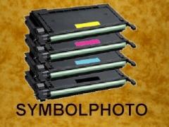 CLP620 / CLP670 * Toner Komplettset