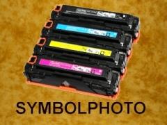 CE320A - CE323A / 128A * Toner Komplettset