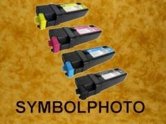 Dell 1320C / 1320CN / 593102xx * Toner Komplettset