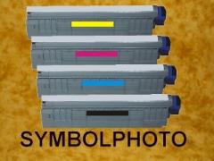 C801DN / C821DN * Toner Komplettset