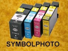 PGI1500XL - mit Chips * Tinten Komplettset
