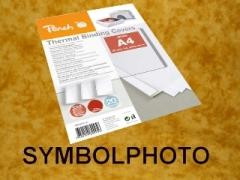 Thermobindemappe für 30 Blatt DIN A4